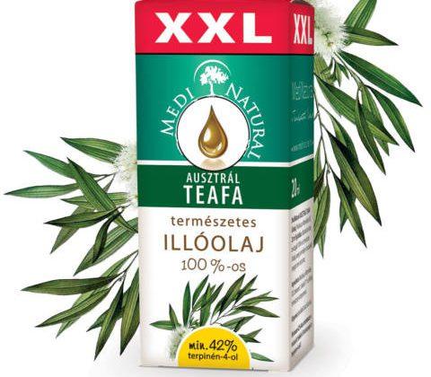 körömgomba teafaolaj