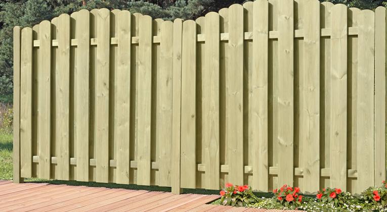 átláthatatlan kerítés