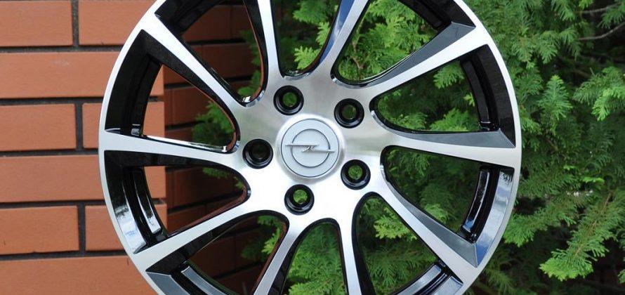 Opel Corsa J alufelni